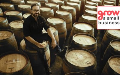 0019: 3 years to raise funds to set up a distillery in Melbourne, started in 2010 with 3 FTE and 2,700 bottles in 1st year sales to 35 FTE and 120,000 bottles sold in 2020, after the world's largest alcohol company invested in late 2015 (David Vitale)