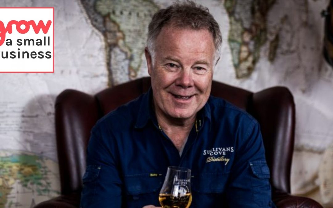 030: In its 24 years the distillery was sold 4 times, the 3rd after the business failed. They went on to win the best single malt in the world – the first outside Scotland, Ireland and Japan. Grew from 4 FTE to 23 (Patrick Maguire)