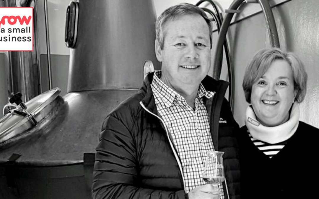 032: With a single 300L still at home in 2007 made an Irish-style, triple distilled whisky – merged, moved to a 4,500L and 2 other stills, launched an award-winning gin then sold out to return to distilling from home on a 700L still (Damian Mackey)