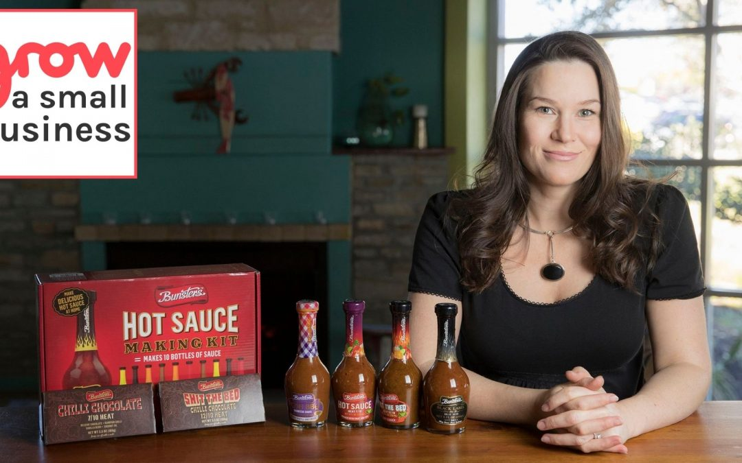 068: Sells hot sauce to Americans and chili vodka to Russians. In 2012, aged 34, couldn't find sauce hot enough in Australia, made her own. 1 FTE to 5, sales doubled every year hitting $1m in 2019. Raised $2m from equity crowdfunding (Renae Bunster)