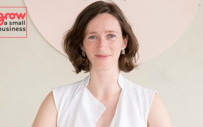 094: Quit her job as a lawyer in 2017 to set up an underwear label and social enterprise to provide opportunities to women from refugee backgrounds and helping them start their new lives. Launched enterprise with 3 FTE and now has 12 FTE (Elisha Watson)